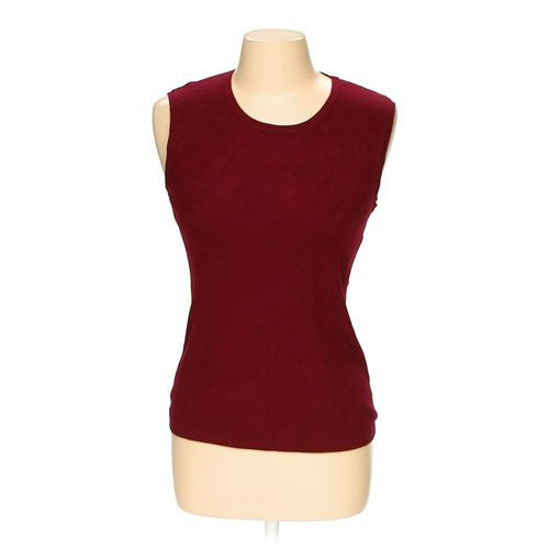 Notations Sleeveless Top in size M at up to 95% Off - Swap.com