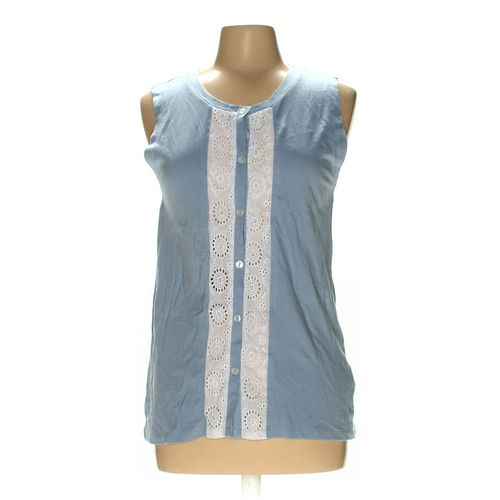 Pacifica Sleeveless Top in size M at up to 95% Off - Swap.com