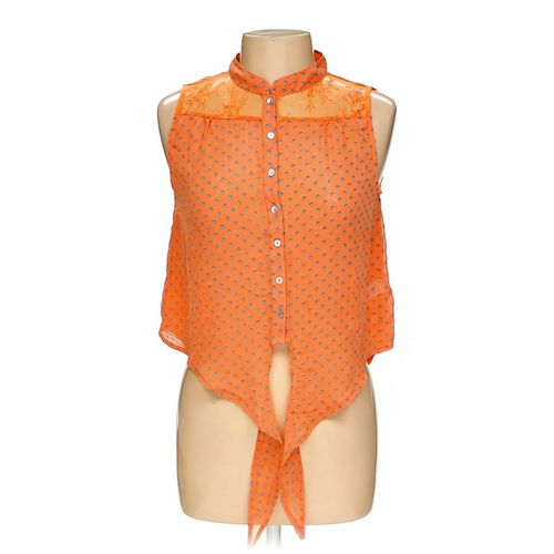 paper crane Sleeveless Top in size L at up to 95% Off - Swap.com