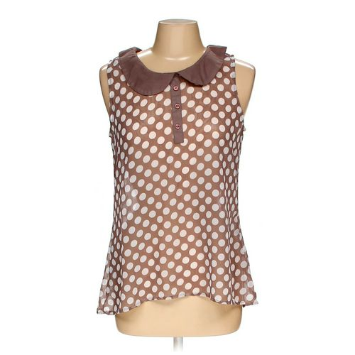Passports Sleeveless Top in size M at up to 95% Off - Swap.com