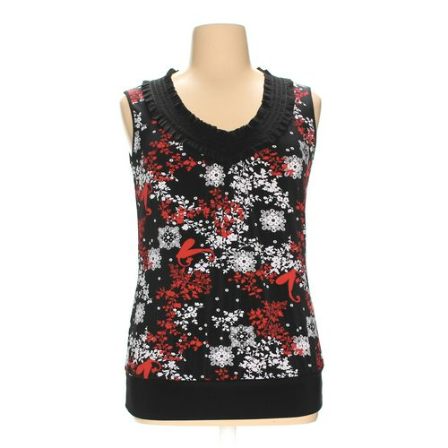 Perseption Concept Sleeveless Top in size XL at up to 95% Off - Swap.com