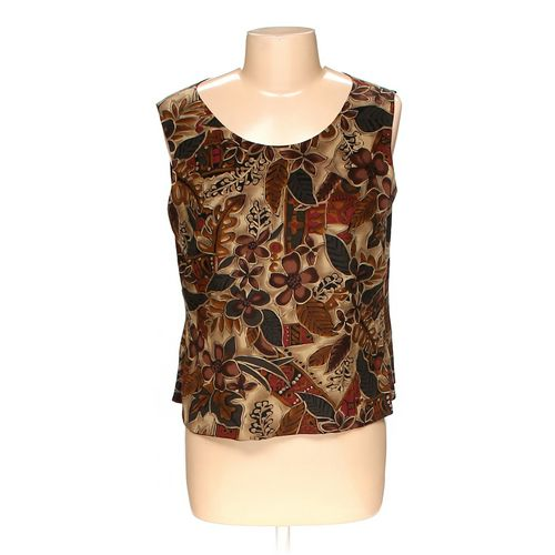 Petite Sophisticate Sleeveless Top in size 12 at up to 95% Off - Swap.com