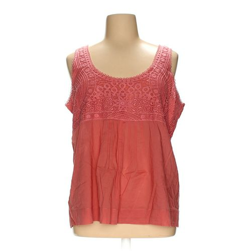 Sleeveless Top in size 1X at up to 95% Off - Swap.com