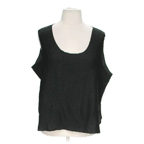Sleeveless Top in size 3X at up to 95% Off - Swap.com