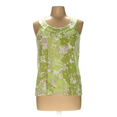 Rafaella Sleeveless Top in size M at up to 95% Off - Swap.com
