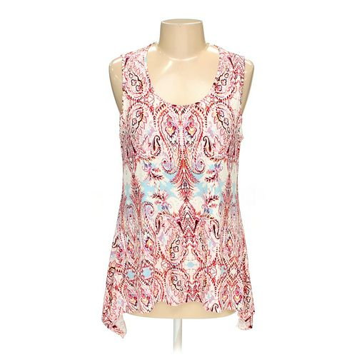 Rose & Olive Sleeveless Top in size L at up to 95% Off - Swap.com