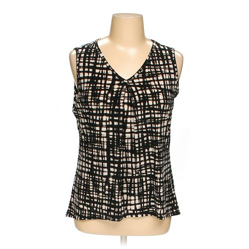 Roz & Ali Sleeveless Top in size XL at up to 95% Off - Swap.com