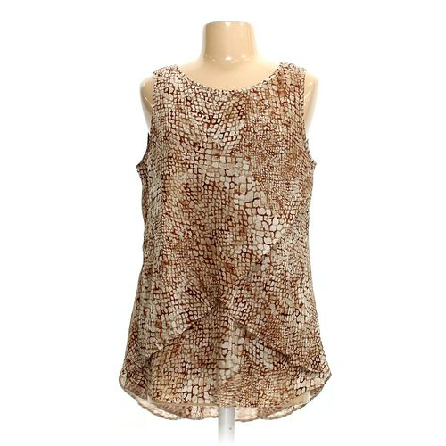Roz & Ali Sleeveless Top in size L at up to 95% Off - Swap.com