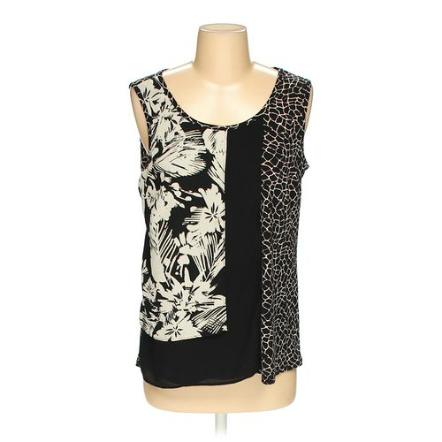 Roz & Ali Sleeveless Top in size S at up to 95% Off - Swap.com