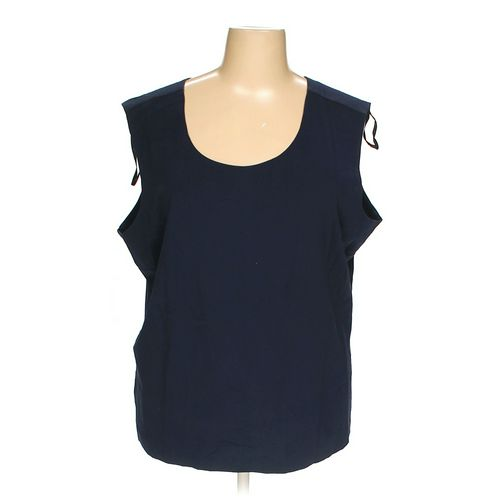 Russell Kemp Sleeveless Top in size 3X at up to 95% Off - Swap.com