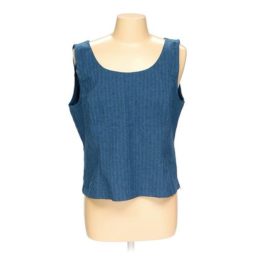 Sag Habor Sleeveless Top in size 16 at up to 95% Off - Swap.com
