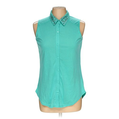 Self Esteem Sleeveless Top in size M at up to 95% Off - Swap.com