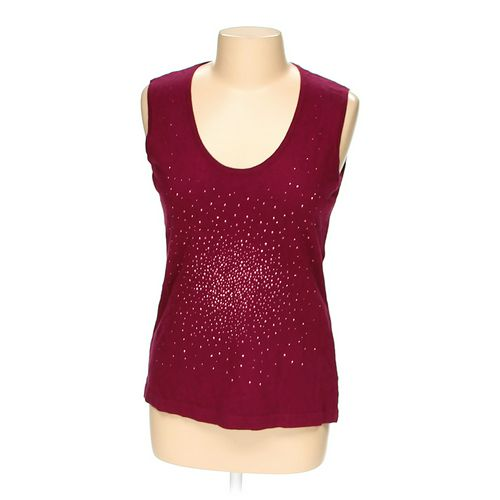 Spirited Sleeveless Top in size M at up to 95% Off - Swap.com