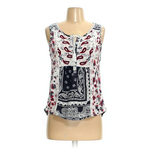 Style & Co Sleeveless Top in size S at up to 95% Off - Swap.com