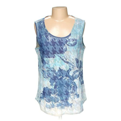 Style & Co Sleeveless Top in size L at up to 95% Off - Swap.com