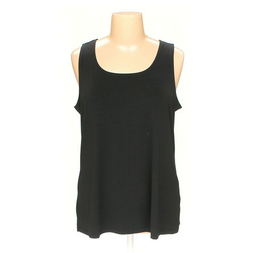 Susan Graver Sleeveless Top in size XL at up to 95% Off - Swap.com