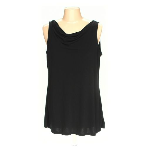 Susan Graver Sleeveless Top in size M at up to 95% Off - Swap.com
