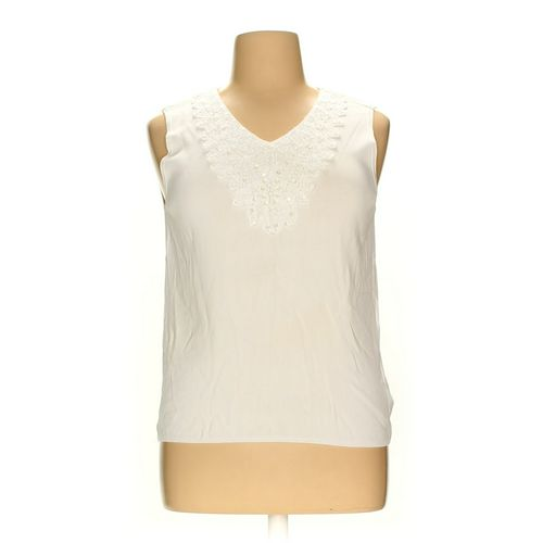 TanJay Sleeveless Top in size L at up to 95% Off - Swap.com
