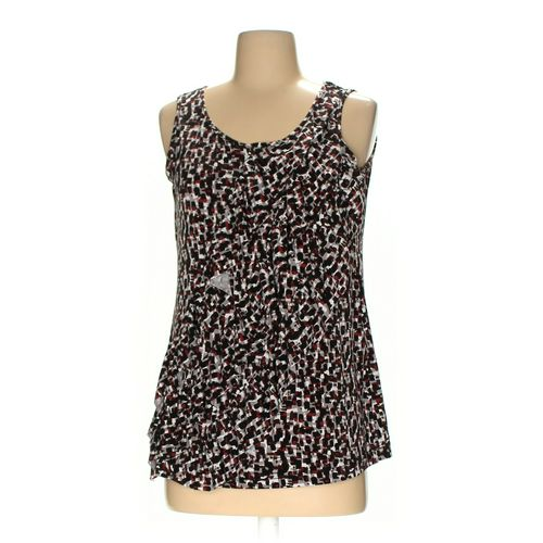 Van Heusen Sleeveless Top in size M at up to 95% Off - Swap.com