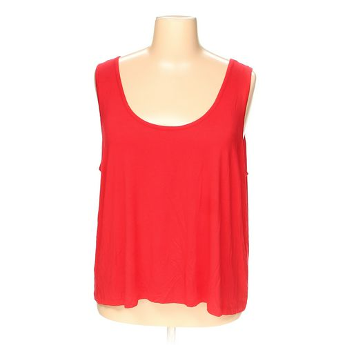 WD.NY Sleeveless Top in size 3X at up to 95% Off - Swap.com