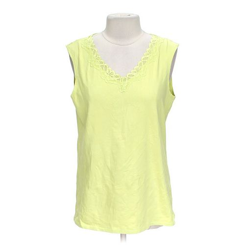 White Stag Sleeveless Top in size 12 at up to 95% Off - Swap.com