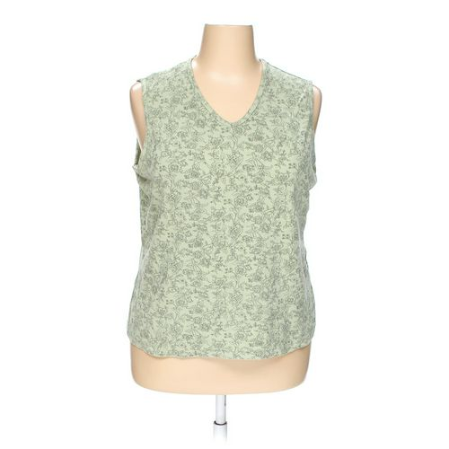 White Stag Sleeveless Top in size 18 at up to 95% Off - Swap.com