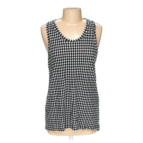 Who What Wear Sleeveless Top in size L at up to 95% Off - Swap.com