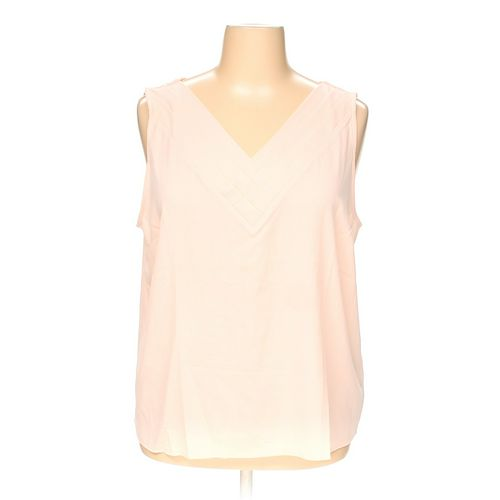 Worthington Sleeveless Top in size 2X at up to 95% Off - Swap.com