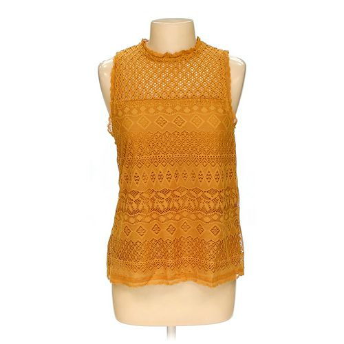 Xhilaration Sleeveless Top in size L at up to 95% Off - Swap.com