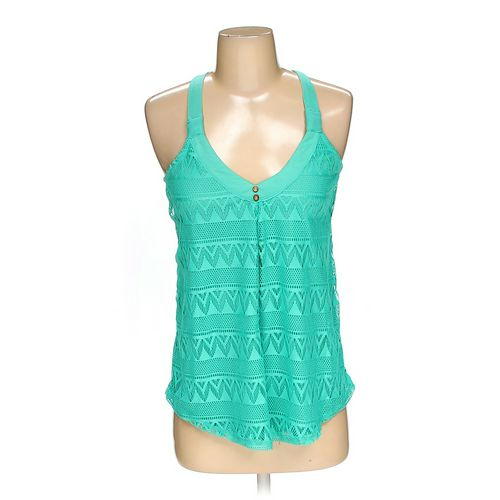 Xhilaration Sleeveless Top in size XS at up to 95% Off - Swap.com