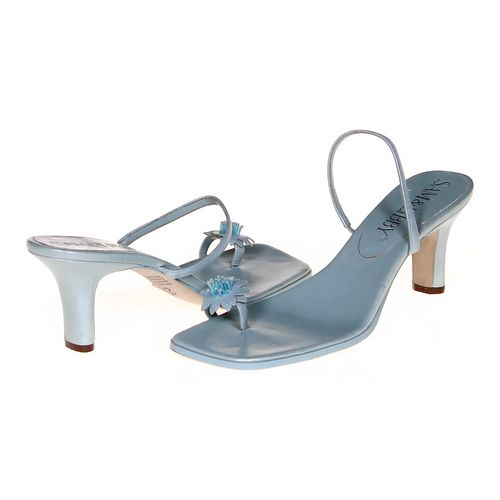 Sam & Libby Slide Heel Sandals in size 9 Women's at up to 95% Off - Swap.com