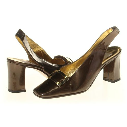 Saks Fifth Avenue Slingback in size 7.5 Women's at up to 95% Off - Swap.com