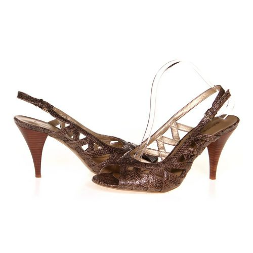 Bandolino Slingback in size 9.5 Women's at up to 95% Off - Swap.com