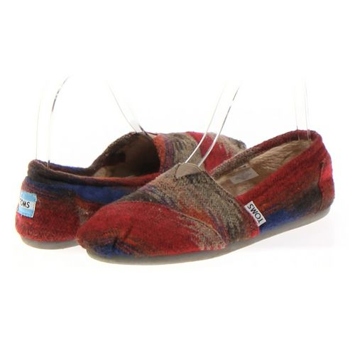 Toms Slip-ons in size 6.5 Women's at up to 95% Off - Swap.com