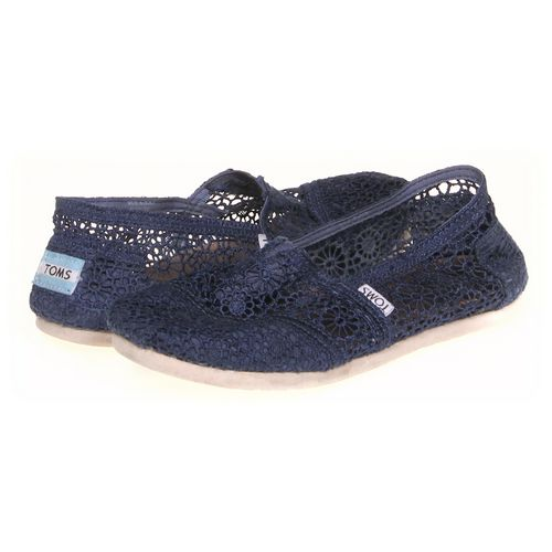 Toms Slip-ons in size 7 Women's at up to 95% Off - Swap.com