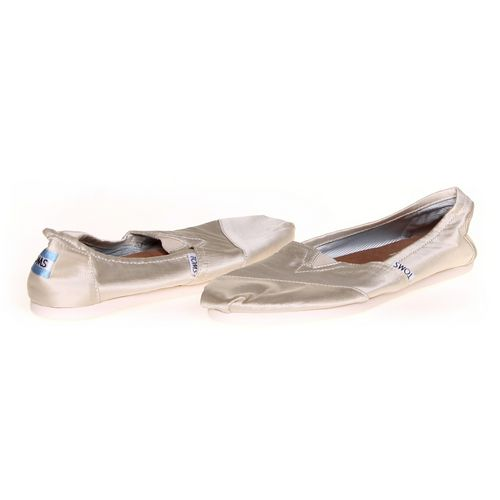 Toms Slip-ons in size 8 Women's at up to 95% Off - Swap.com