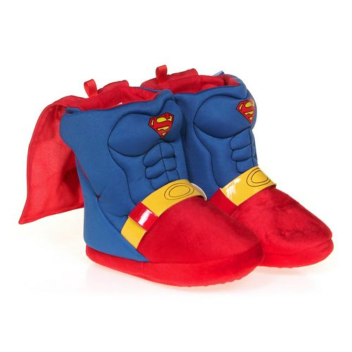 DC Comics Slippers in size 11 Toddler at up to 95% Off - Swap.com