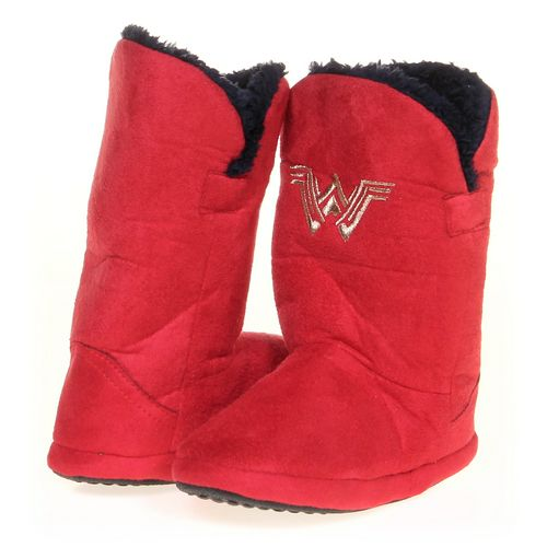 Wonder Woman Slippers in size 3 Youth at up to 95% Off - Swap.com