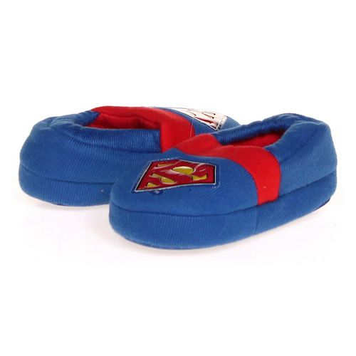Superman Slippers in size 5 Infant at up to 95% Off - Swap.com