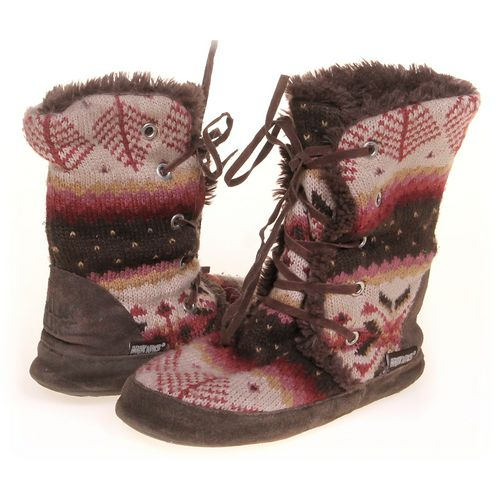 MUK LUKS Slippers in size 5 Women's at up to 95% Off - Swap.com