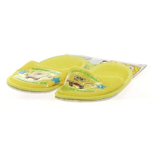 SpongeBob SquarePants Slippers in size 5.5 Toddler at up to 95% Off - Swap.com