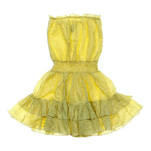 Moda International Smocked Dress in size JR 7 at up to 95% Off - Swap.com