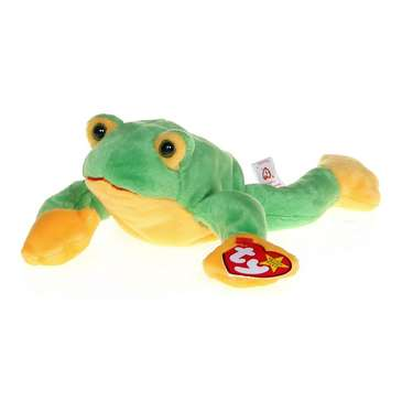Smoochy the Frog Beanie Baby for Sale on Swap.com
