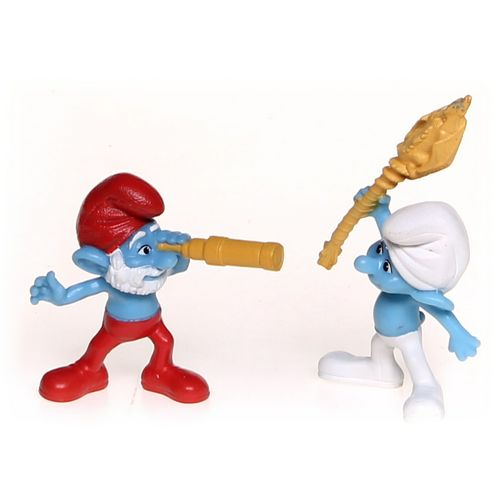 Smurf's Character Set at up to 95% Off - Swap.com
