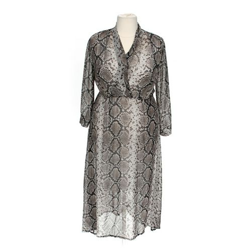 Sisouhor Snake Print Layered Dress in size S at up to 95% Off - Swap.com