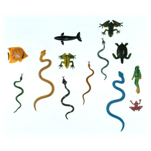 Snakes and Frogs Set at up to 95% Off - Swap.com