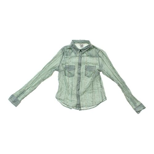 At Last Snap Front Shirt in size JR 7 at up to 95% Off - Swap.com