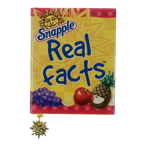 Snapple Real Facts at up to 95% Off - Swap.com