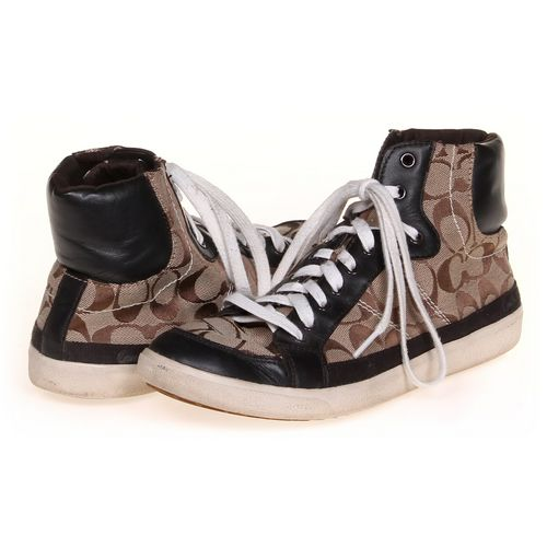 Coach Sneakers in size 11 Men's at up to 95% Off - Swap.com