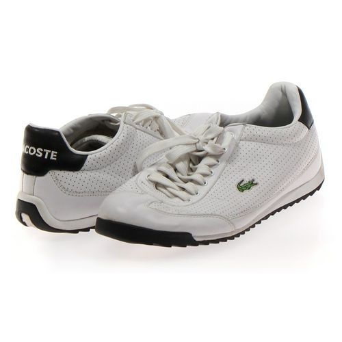 Lacoste Sneakers in size 11.5 Men's at up to 95% Off - Swap.com